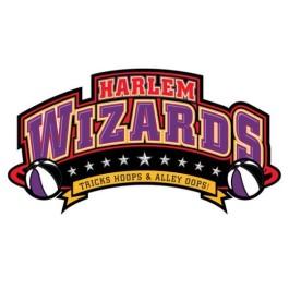 Harlem Wizards full logo
