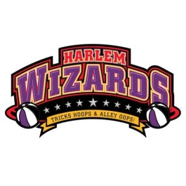 Harlem Wizards full logo